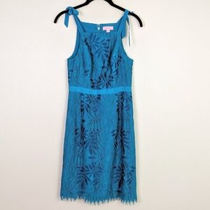Lily Pulitzer Kayleigh Shift Dress in Tidal Wave
